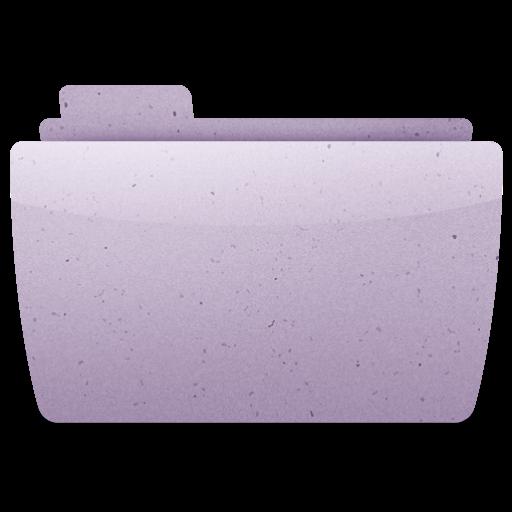 Purple, Generic, Paper Icon Colorflow Icon Sets Icon Ninja