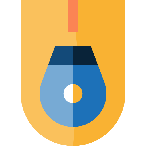 Parachute, Automobile, Space Capsule Icon