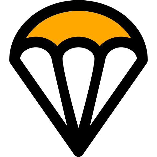Parachute Png Icon