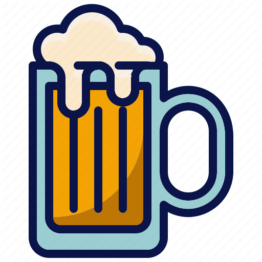 Alcohol, Amusement, Beer Glass, Carnival, Circus, Drink, Parade Icon