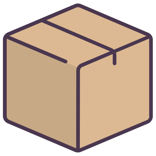 Box, Order, Package, Postage, Shop, Post, Parcel Icon