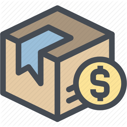 Business, Ecommerce, Logistics, Money, Package, Parcel, Purchase Icon