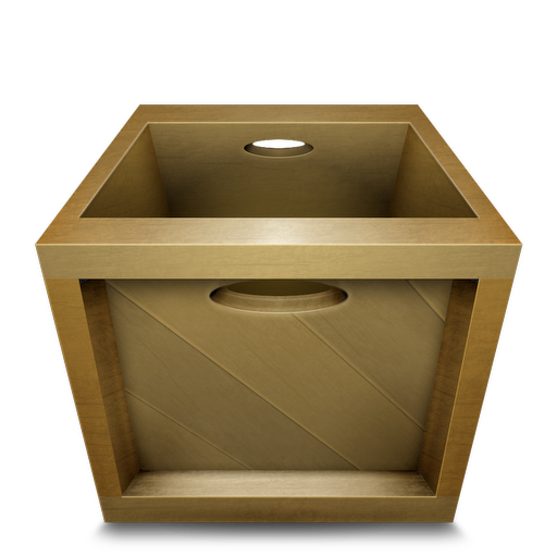 Crate Icon Transparent Png Clipart Free Download