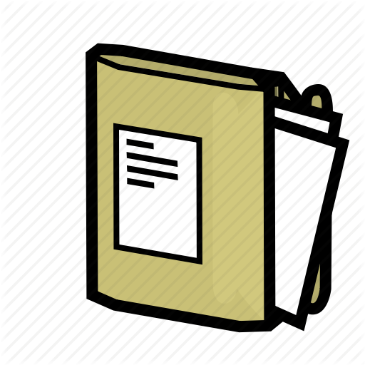 Document, Package, Parcel Icon