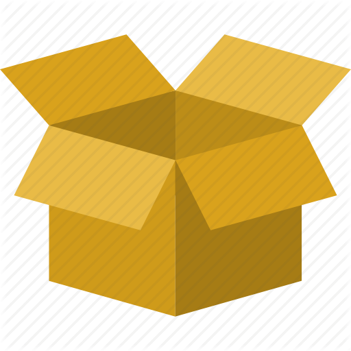 Package Vector Courier Box Transparent Png Clipart Free Download
