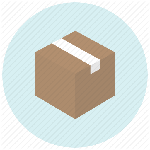 Shop, Order, Post, Box, Parcel, Package, Postage Icon