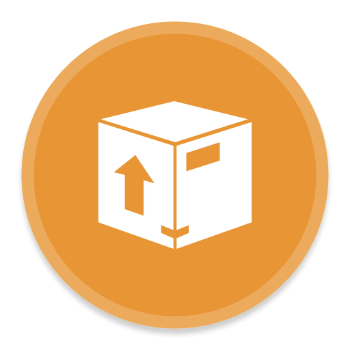 Parcel Icon Free Of Button Ui