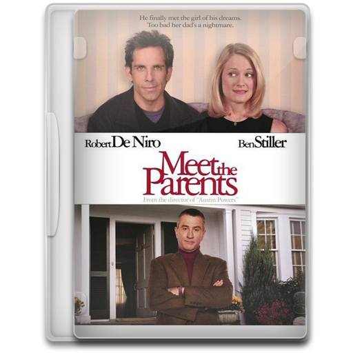 Meet The Parents Icon Movie Mega Pack Iconset