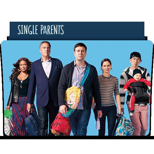 Single Parents Folder Icon