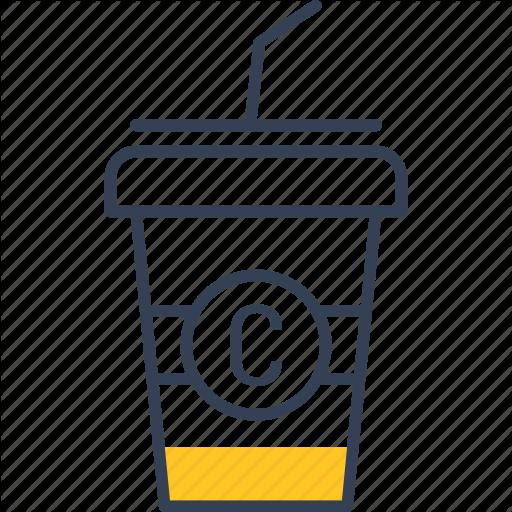 Cola, Drink, Paris Icon