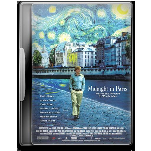 Midnight In Paris Icon Movie Mega Pack Iconset