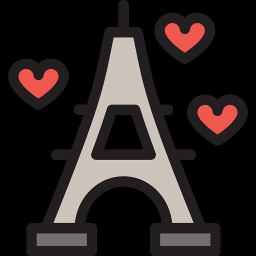 Eiffel, Tower, Love City, Paris Icon Free Of Wedding