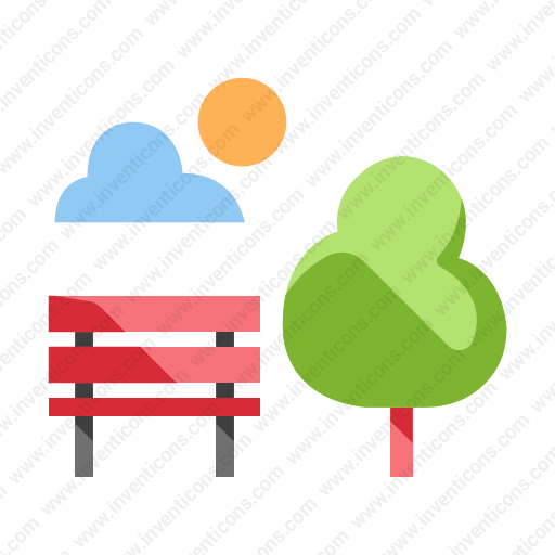 Download Public,park Icon Inventicons
