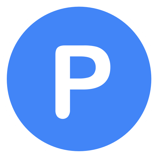 Poi Carpark Icon Png And Vector For Free Download