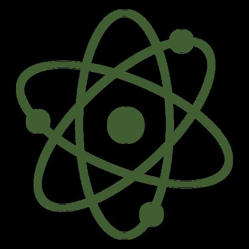 Simple Atom Icon