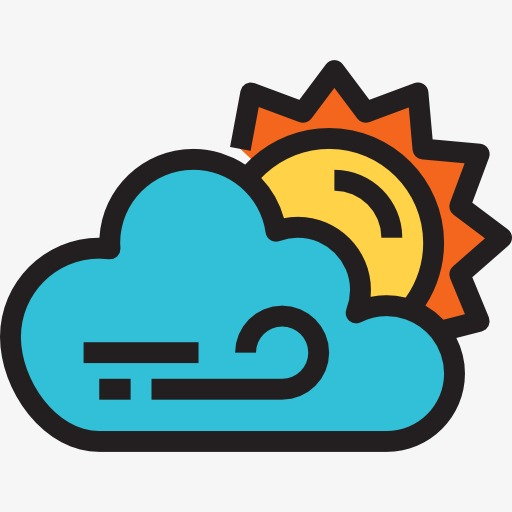 Partly Cloudy, Clouds, Sun Png And For Free Download