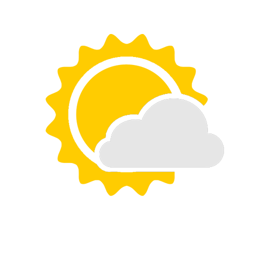 Sunny To Partly Cloudy Icons Download Free Icons