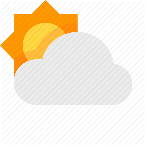 Cloudy, Day, Material Design, Partly, Weather Icon