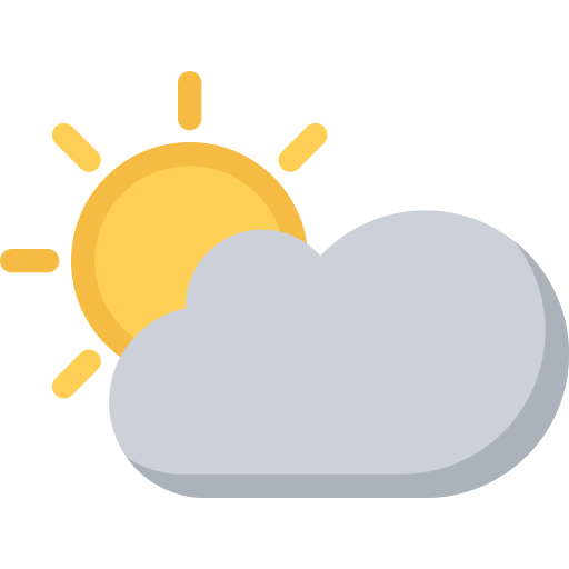 Cloudy Day Png Icon
