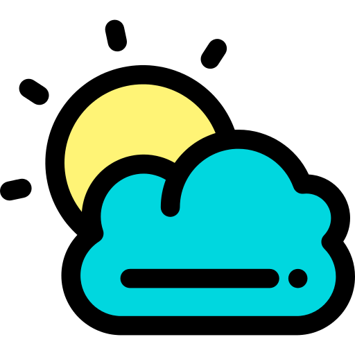 Cloudy Weather Png Icon