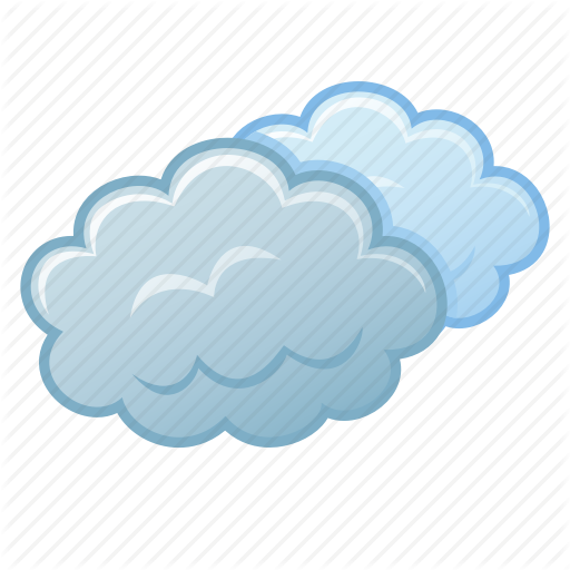 Pictures Of Cloudy Weather Icon