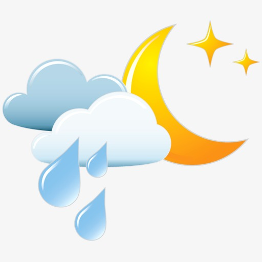 Weather Forecast, Weather Clipart, Rain Png Image And Clipart