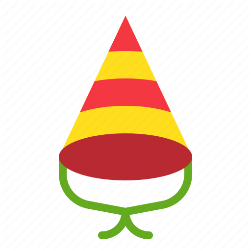 Celebration, Christmas, Hat, Merry, Party Hat Icon