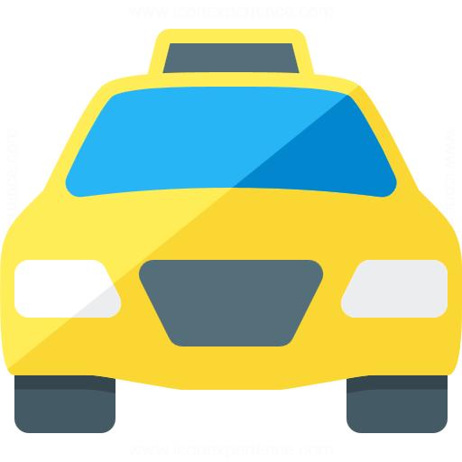 Iconexperience G Collection Taxi Icon