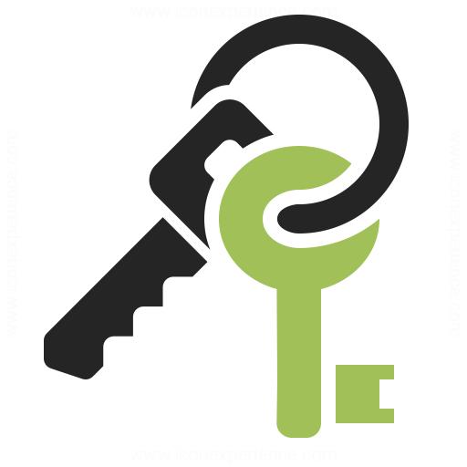 Keys Icon Iconexperience