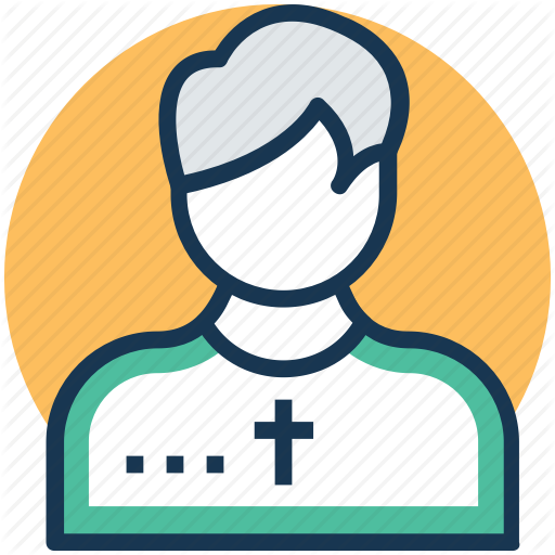 Christian Father, Church Father, Monk, Pastor, Priest Icon