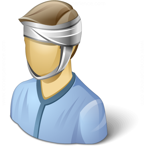 Iconexperience V Collection Patient Icon
