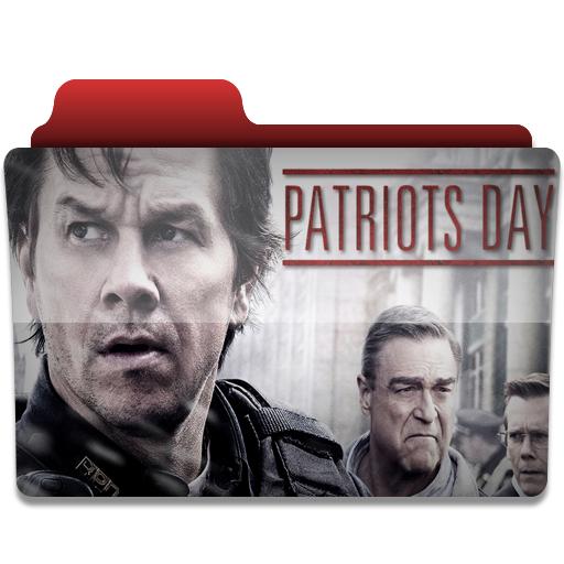 Patriots Day Folder Icon