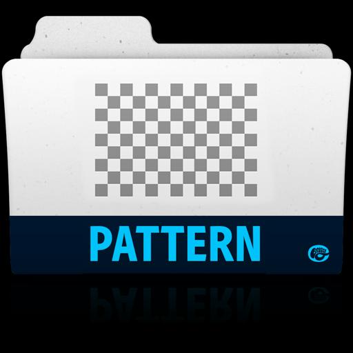 Pattern Folder Icon Adobe Folders Iconset Vladgohn