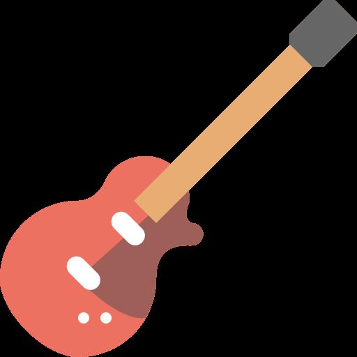 Bass, Gibson, Guitar, Les, Paul Icon