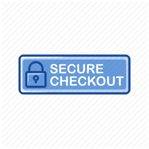 Safety, Safety Security, Secure Checkout, Security Icon