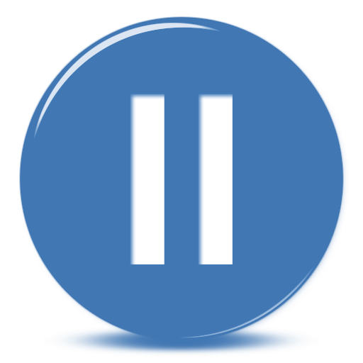 Pause Button Png Available In Different Size
