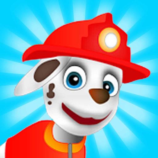 Super Pups Paw Team Rescue Go