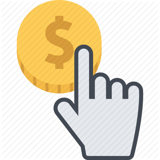 Arm, Click, Hand, Pay, Pay Per Click Icon
