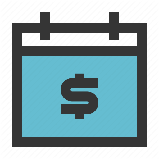 Business, Calendar, Finance, Payday, Schedule Icon
