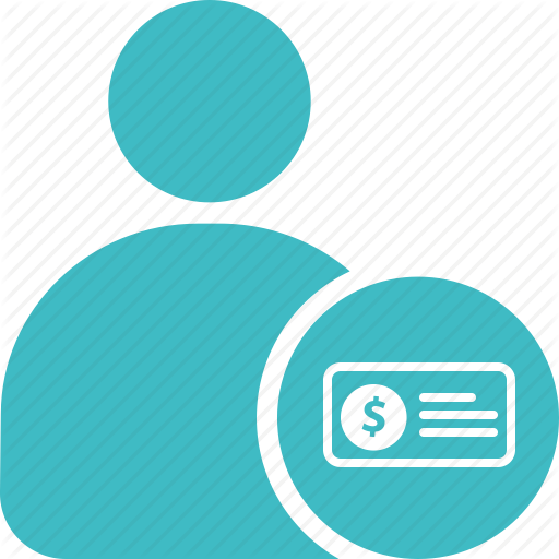 Cash, Employee, Payment, Payroll, Salary, Wages Icon