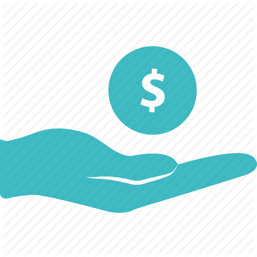 Hand, Payment, Payroll, Receive, Salary, Wages Icon