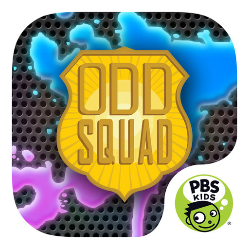Odd Squad Blob Chase