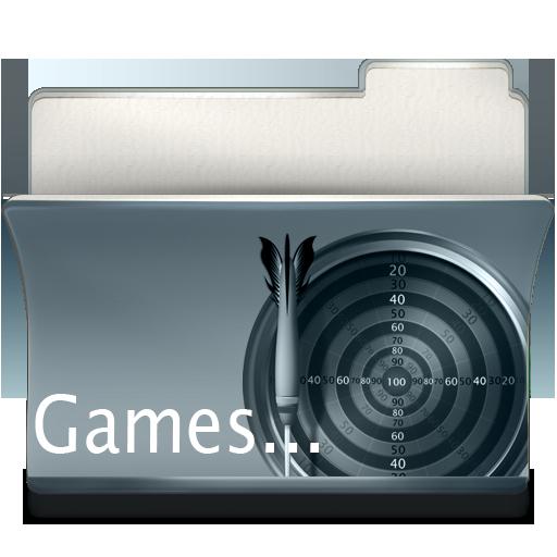 Game Folder Icon Images