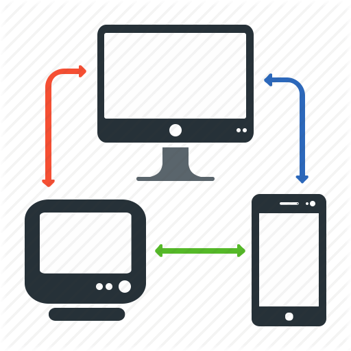 Connect, Connection, Device, Devices, Mobile, Pc Icon