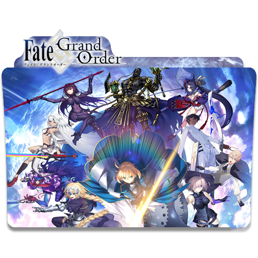 Fate Grand Order Folder Icon Pack