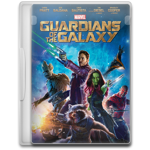 Guardians Of The Galaxy Icon Movie Mega Pack Iconset