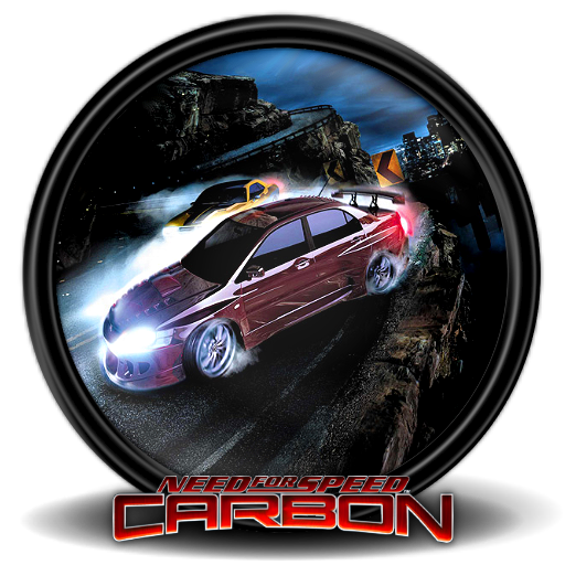 Need For Speed Carbon New Icon Mega Games Pack Iconset