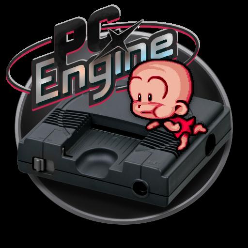 Pc Engine Aka Turbografx Png Icon