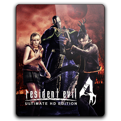 Resident Evil Ultimate Hd Edition Icon