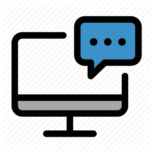 Chat, Communication, Computer, Email, Message, Notification, Pc Icon